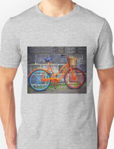 Bicycle in Iceland Unisex T-Shirt
