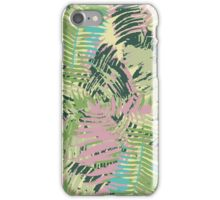 Tropical Textures iPhone Case/Skin