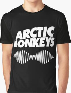 arctic monkeys black band Graphic T-Shirt