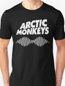 arctic monkeys black band Unisex T-Shirt