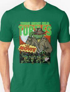 Ninja Turtles Retro First Movie 1990 Raphael Unisex T-Shirt