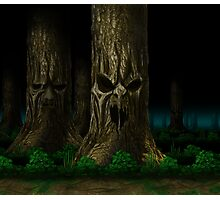 Mortal Kombat Living Forest Photographic Print