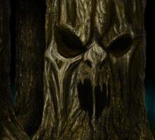 Mortal Kombat Living Forest Sticker