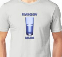 Psychology Major Unisex T-Shirt