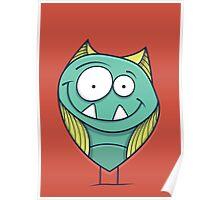 Zigouille, le monstre sympathique Poster