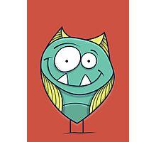 Zigouille, le monstre sympathique Photographic Print
