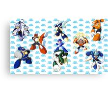 Mega Man 3 Canvas Print