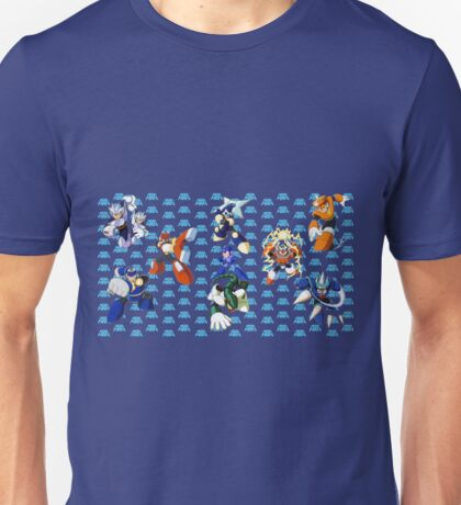 Mega Man 3 Unisex T-Shirt