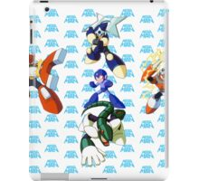 Mega Man 3 iPad Case/Skin