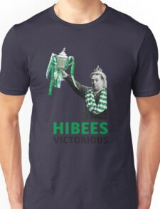 Hibs Scottish Cup Unisex T-Shirt