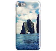 Faraglioni of Capri iPhone Case/Skin