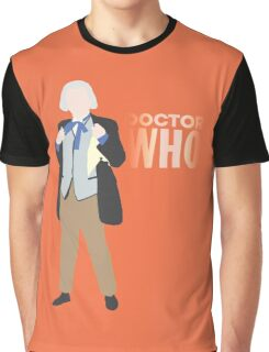 Doctor Who No. 1 William Hartnell - T-shirt Graphic T-Shirt