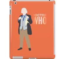 Doctor Who No. 1 William Hartnell - T-shirt iPad Case/Skin