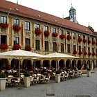 Memmingen Towncentre by Janone
