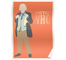 Doctor Who No. 1 William Hartnell - Poster & stickers Poster