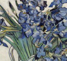 Vincent Van Gogh - Irises 2 Sticker
