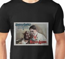 Performing Arts Posters Hurly Burly Extravaganza and Refined Vaudeville 0344 Unisex T-Shirt