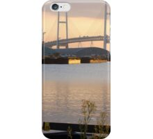 Looking out from Yamashita-futo iPhone Case/Skin