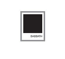 Black Sabbath by ninjafish