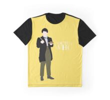 Doctor Who No. 2 Patrick Troughton - T-shirt Graphic T-Shirt