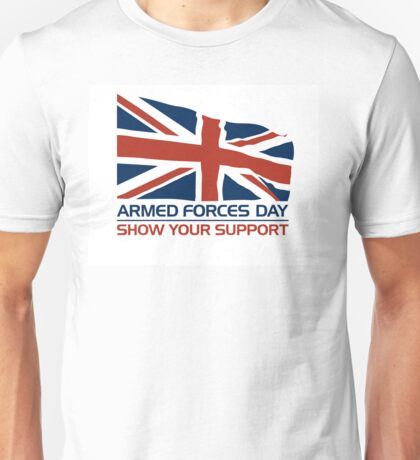 Armed Forces Day Unisex T-Shirt