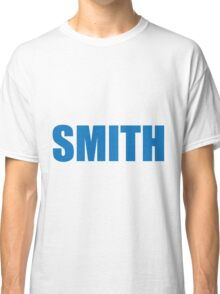 Smith (Blue) Classic T-Shirt