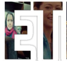 Beth Childs Sticker