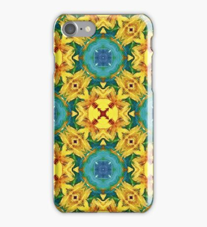Always a Season for Sunflowers_ReImaged #4 iPhone Case/Skin