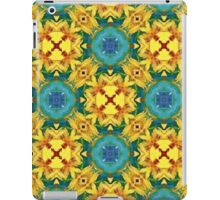 Always a Season for Sunflowers_ReImaged #4 iPad Case/Skin