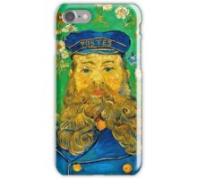 Vincent Van Gogh - Portrait Of Joseph Roulin 2, 1889  iPhone Case/Skin