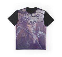 Spooked! Graphic T-Shirt