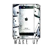 IBORING 6 - WAKE UP by Onevisualeye