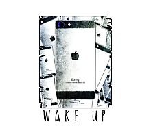 IBORING 6 - WAKE UP Photographic Print