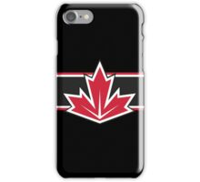 Team Canada WCH Stripes iPhone Case/Skin