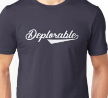 deplorable Unisex T-Shirt