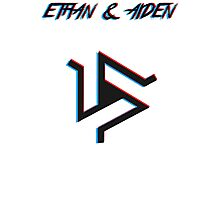 Ethan & Aiden Photographic Print