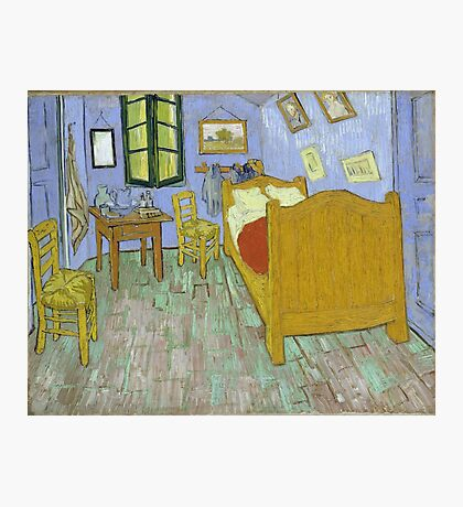 Vincent Van Gogh - Vincents Bedroom In Arles, 1889 Photographic Print