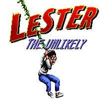 Lester the Unlikely Photographic Print
