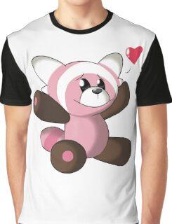 Stufful - Pokemon Graphic T-Shirt