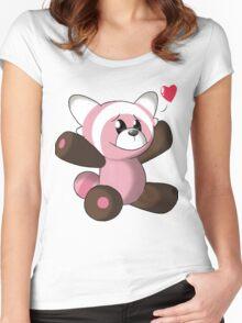 Stufful - Pokemon Women's Fitted Scoop T-Shirt