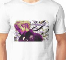 Cloud Strife Floral - Final Fantasy 7 Unisex T-Shirt