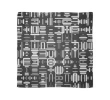 I See Shapes - Pattern #3 Scarf