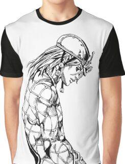 Diego Brando - Jojo's Bizarre Adventure Graphic T-Shirt
