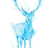 Prongs Stag Patronus by SMalik