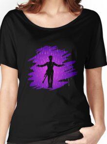 Purple Rain - Prince  Women's Relaxed Fit T-Shirt