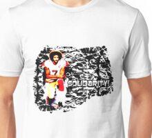 Solidarity w/ Kaep Unisex T-Shirt