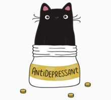 FUR ANTIDEPRESSANT Kids Tee
