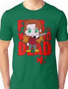 Cute Alicia Clark Unisex T-Shirt