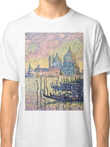Paul Signac - Entrance To The Grand Canal, Venice  Classic T-Shirt