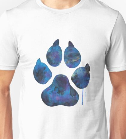 PAW PRINT Unisex T-Shirt